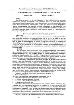 Bildiri PDF
