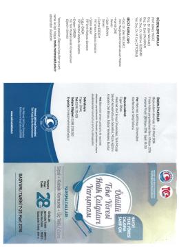 Teke Yöresi Halk Çalgıları Yarışması 10.03.2016 08:48