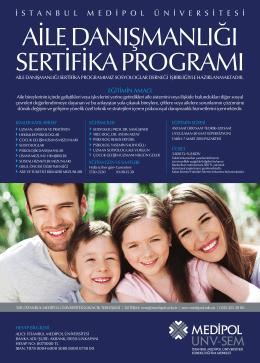 Kurs Afişi - Medipol Üniversitesi – Sürekli Eğitim Merkezi