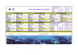 9. hafta mersin parsiyel gemi programı