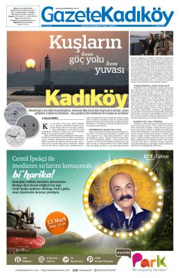 yuvası - Gazete Kadıköy