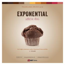 exponentıal - Pazarlama Zirvesi